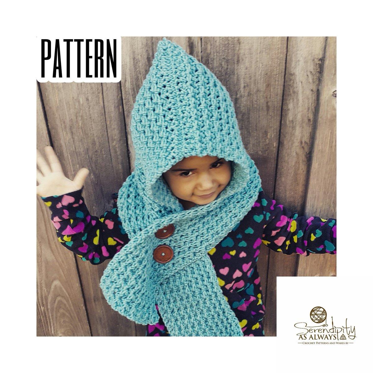 Crochethoodedscarf Hashtag On Twitter
