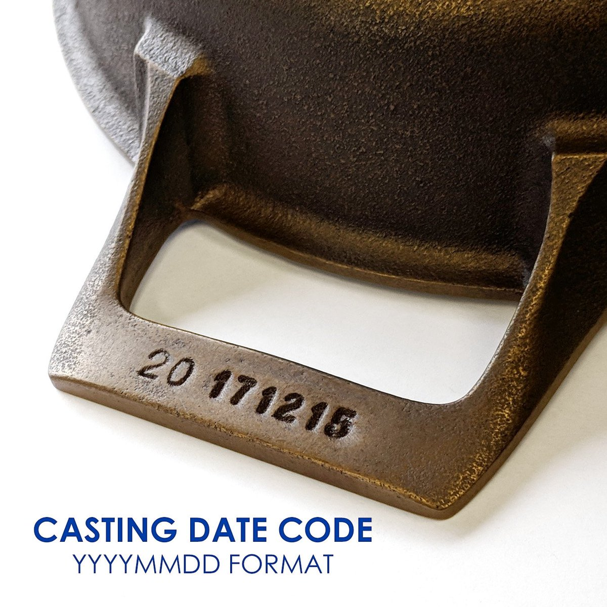 cast iron skillet dating