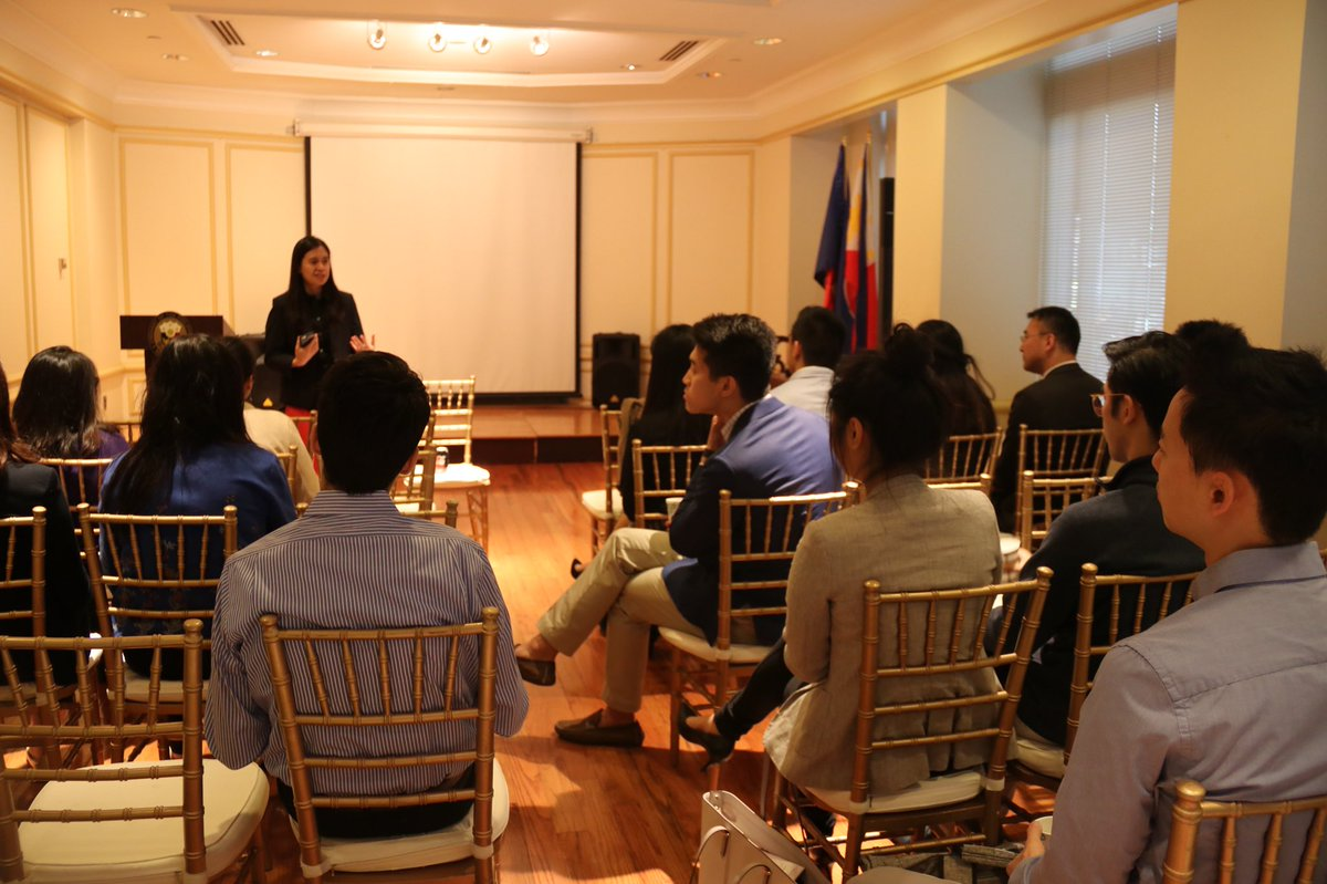 Philippine Embassy in the USA on Twitter: