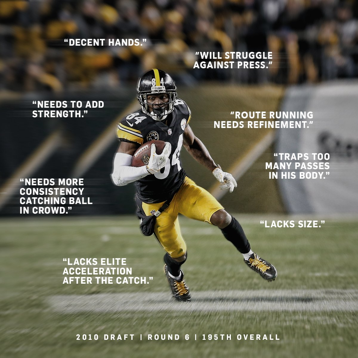 Wexell: Odds Favor Defender For Steelers' First Pick DbuCF2mXkAAIz1Y?format=jpg