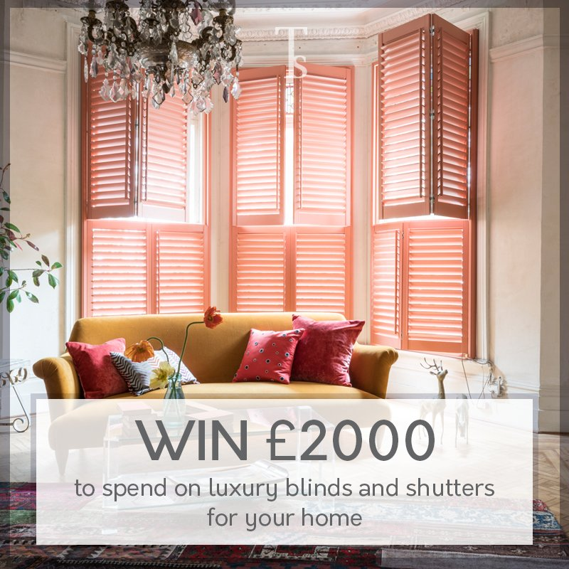 Thomas Sanderson Shutters >> Thomas Sanderson On Twitter Our Spring Competition Has