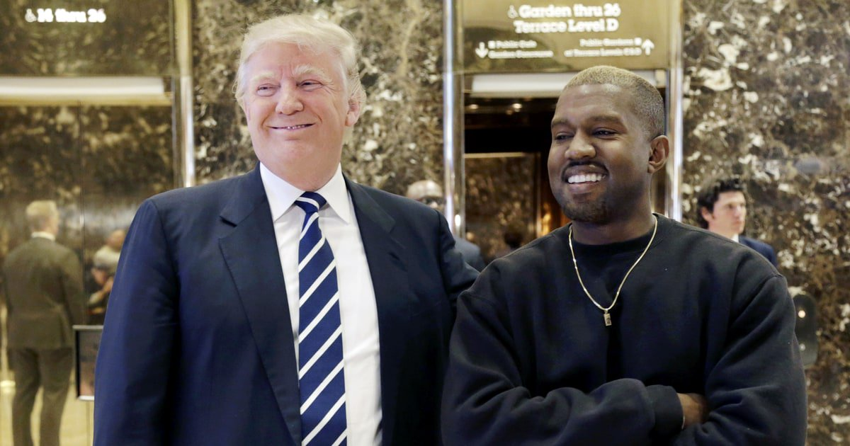 Why Kanye West's pro-Trump tweets are a real threat https://t.co/7xBkqheOHw https://t.co/Ji4w5ROMgM