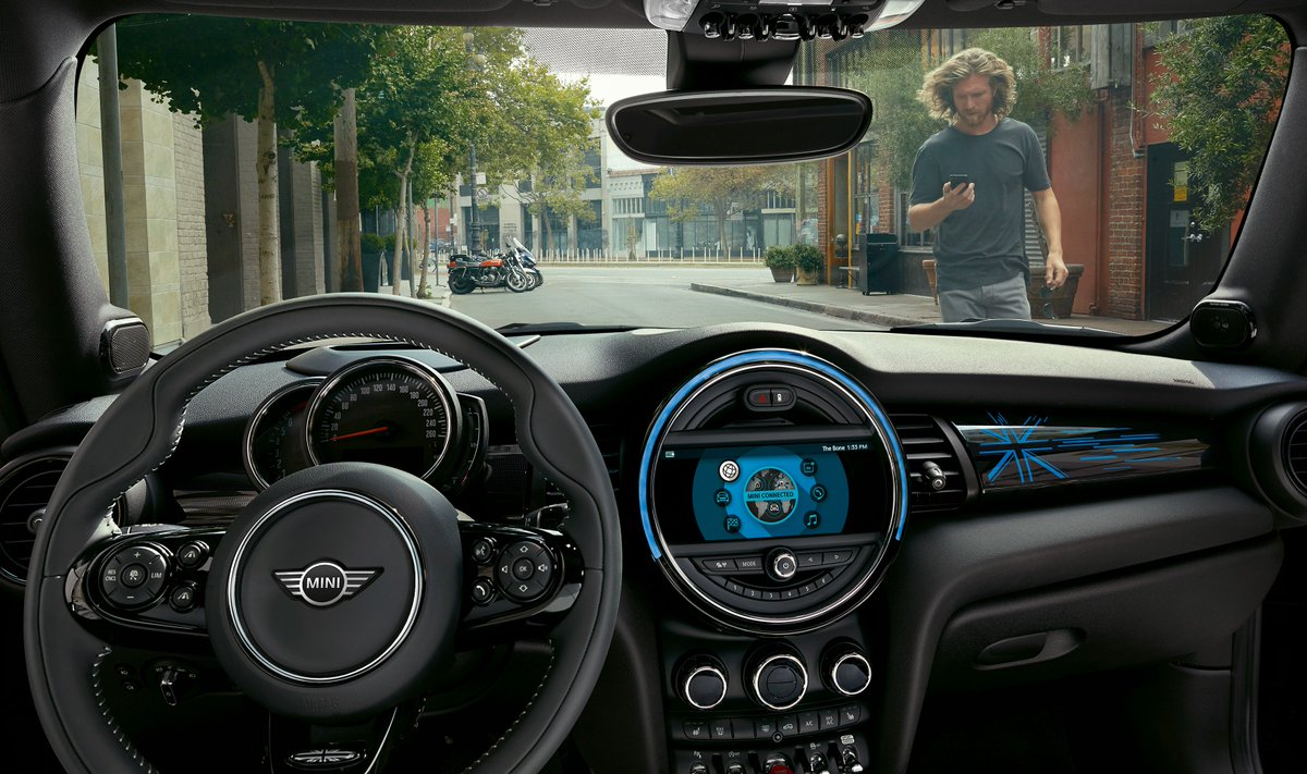 Mini Uk On Twitter Have You Downloaded The New Mini Connected