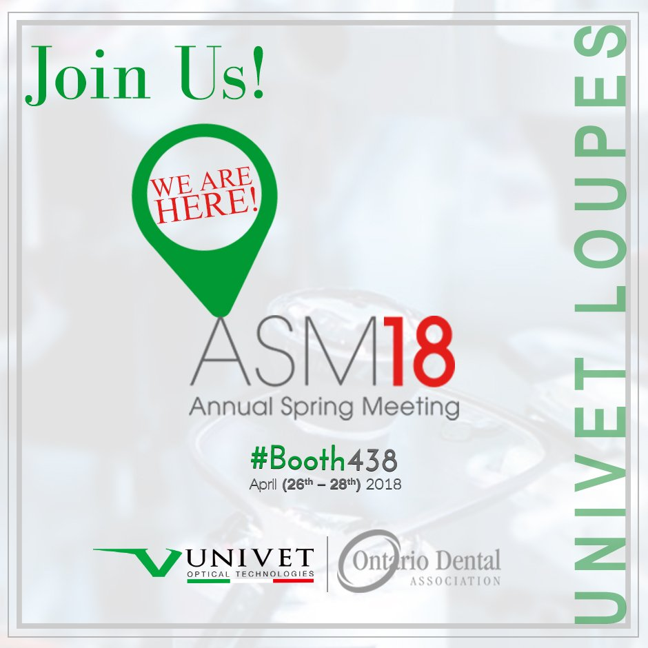 Come &amp; Join us at Booth 438! We have a price match guarantee, promotions, prizes and giveaways!! We are here for you...  #odashow #odaasm2018 #ontariodentalassociation #annualspringmeeting #giveaways #prizes #promotion #pricematch #americanexpress #booth #catalogue #online<br>http://pic.twitter.com/BxqB9PNvKj