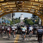 Image for the Tweet beginning: The @AmgenTOC returns to Sacramento