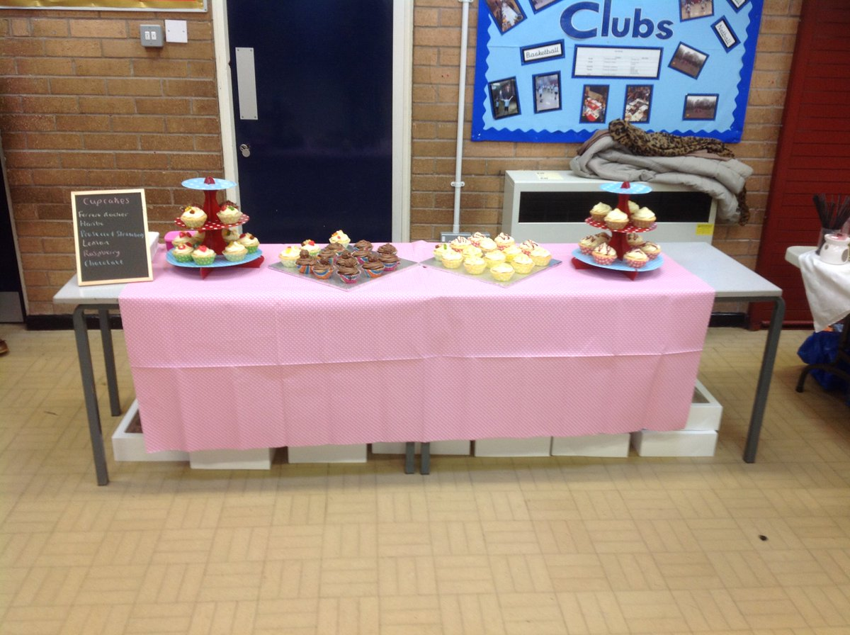Take a look at the stalls at the SJF Spring Fair :)