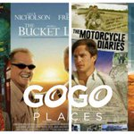 Image for the Tweet beginning: 20 Best Travel Movies To