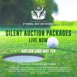 We're proud to be holding our 2nd Annual Golf Invitational on Monday, May 7th. We are partnering with @KeepMemoryAlive with hopes of reaching our fundraising goal of $75,000!  Explore the silent auction packages and join us as #HakkasanGivesBack: https://t.co/UqLwGb2052