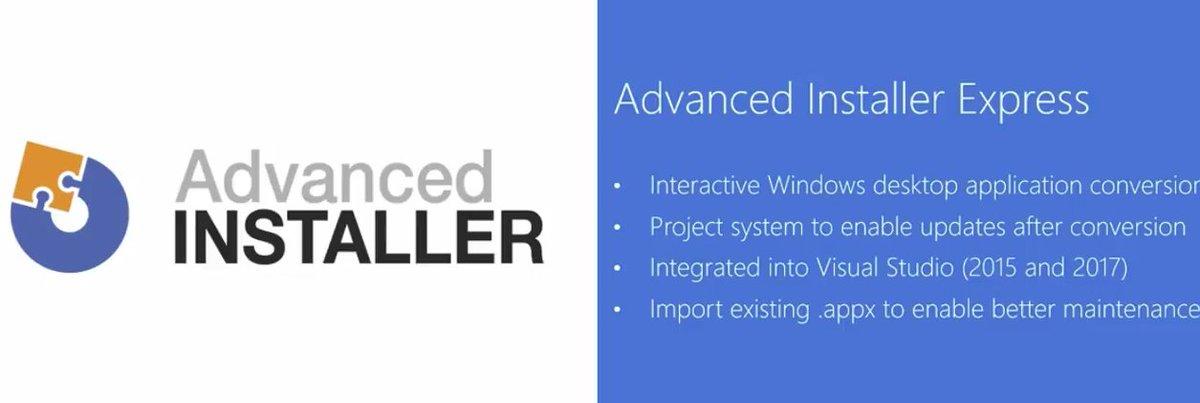 📝Packaging desktop applications with Advanced Installer