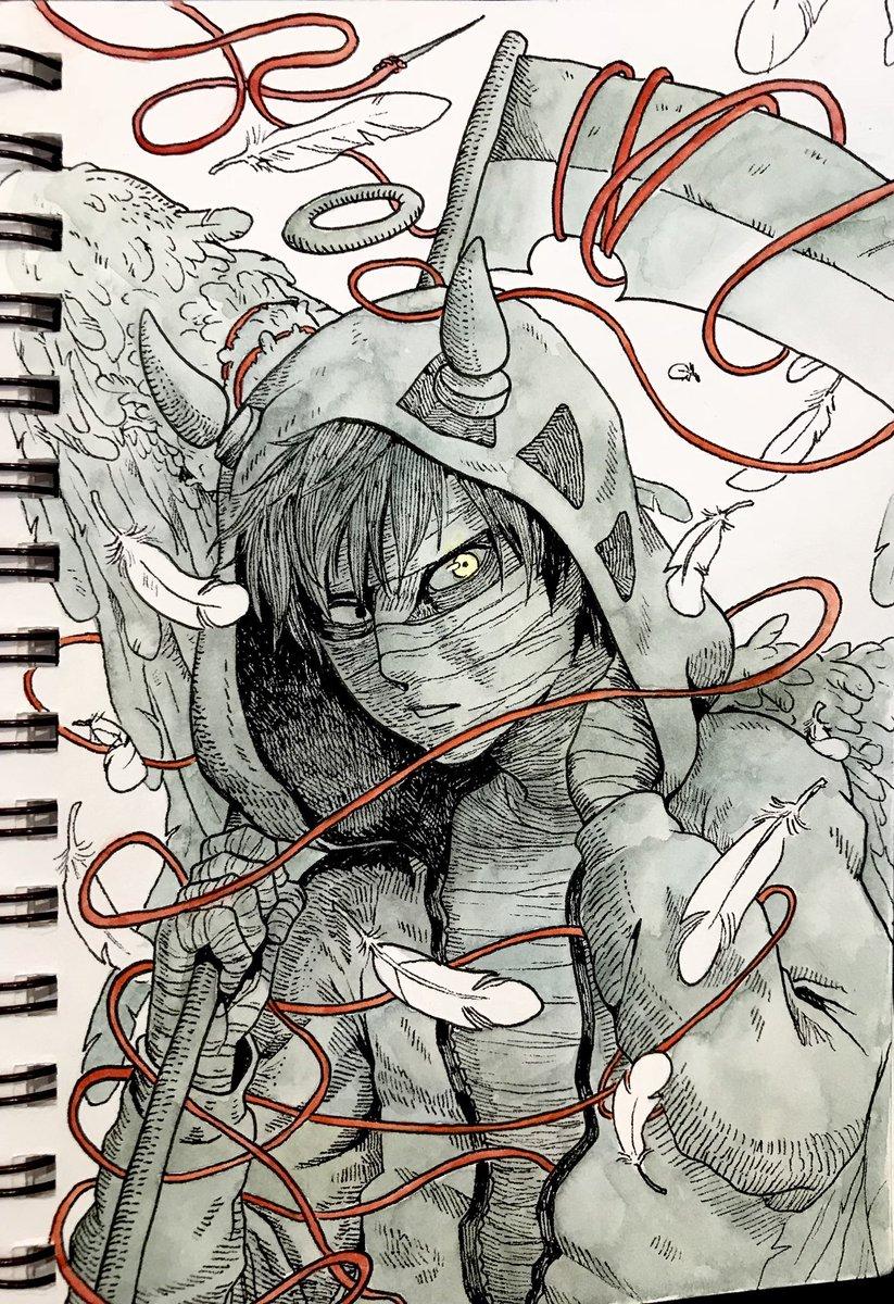 Japan XD Heres More Angels Of Death Fan Art Mwhahahaha Watercolor Angelsofdeath Rachelgardner Anime Satsurikunotenshi Manga Isaacfoster