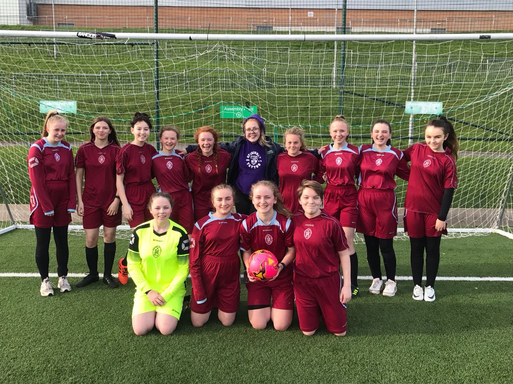Wow! Fantastic performance from our girls football team tonight who won all four games at their Central Valley tournament. They won 8-0, 4-1, 2-0 &amp; 3-1. Goals by Ellie M (6), Rachel M (5), Sarah N (3) and Ellie S (3). #proud #teamwork <br>http://pic.twitter.com/8XiAEkXlRv