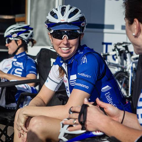 test Twitter Media - The cycling world mourns the loss of Jacquelyn Crowell, 30, who defied statistics to survive nearly five years with stage 4 cancer. She continued coaching aspiring cyclists while fighting the disease, leaving a legacy of inspiration. https://t.co/n1N7q6JG07 https://t.co/WnZWpnlHLW