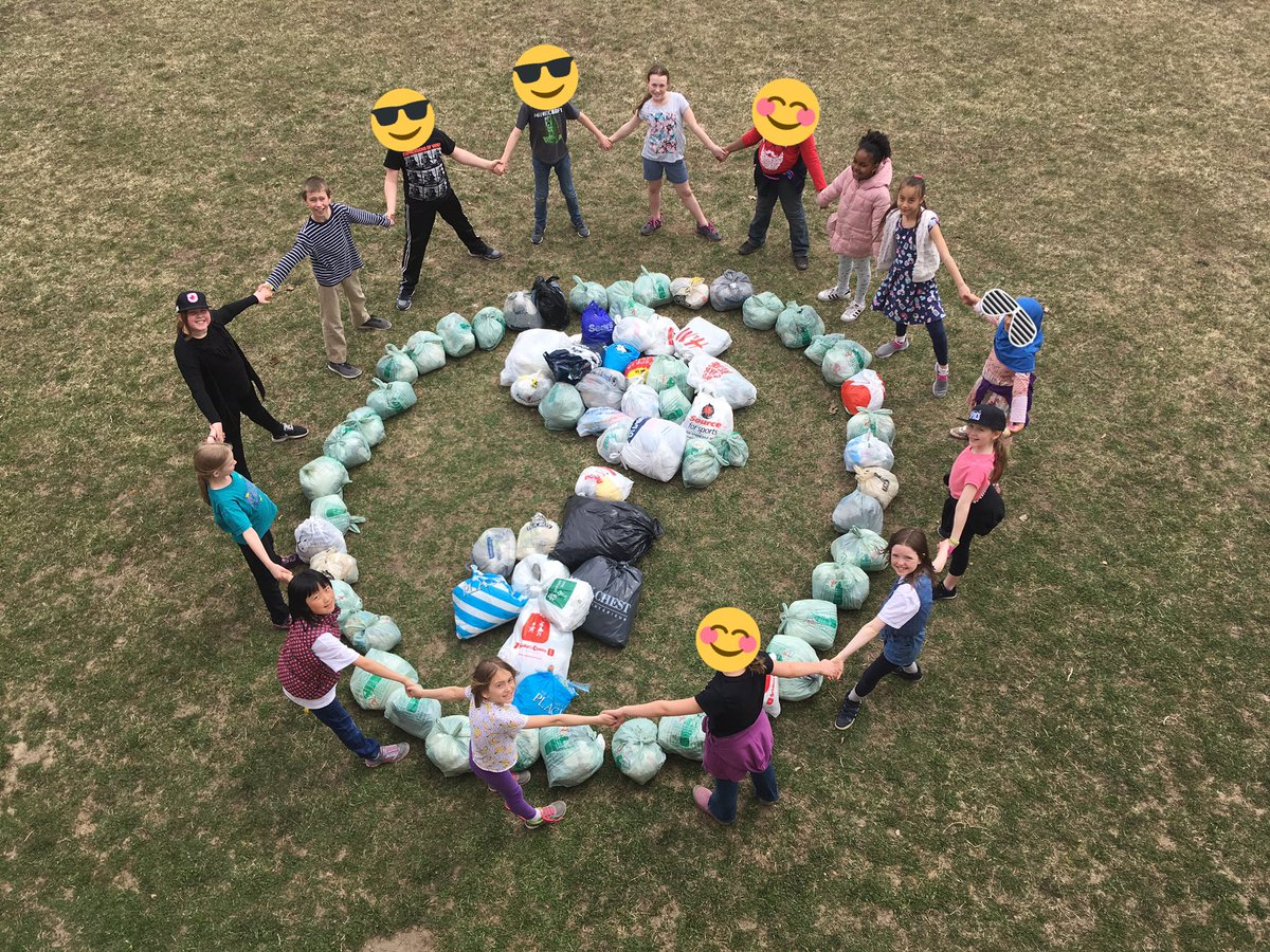 So proud to have diverted this many plastic bags from the landfill. #plasticgrabchallenge #earthweek @WoodroffeAvePS @ON_EcoSchools @OCDSB @JimWatsonOttawa<br>http://pic.twitter.com/NjIZ2aHsI2