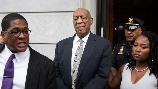 JUST IN: Bill Cosby found guilty of drugging and raping woman in 2004 https://t.co/MnE4D1IkRh