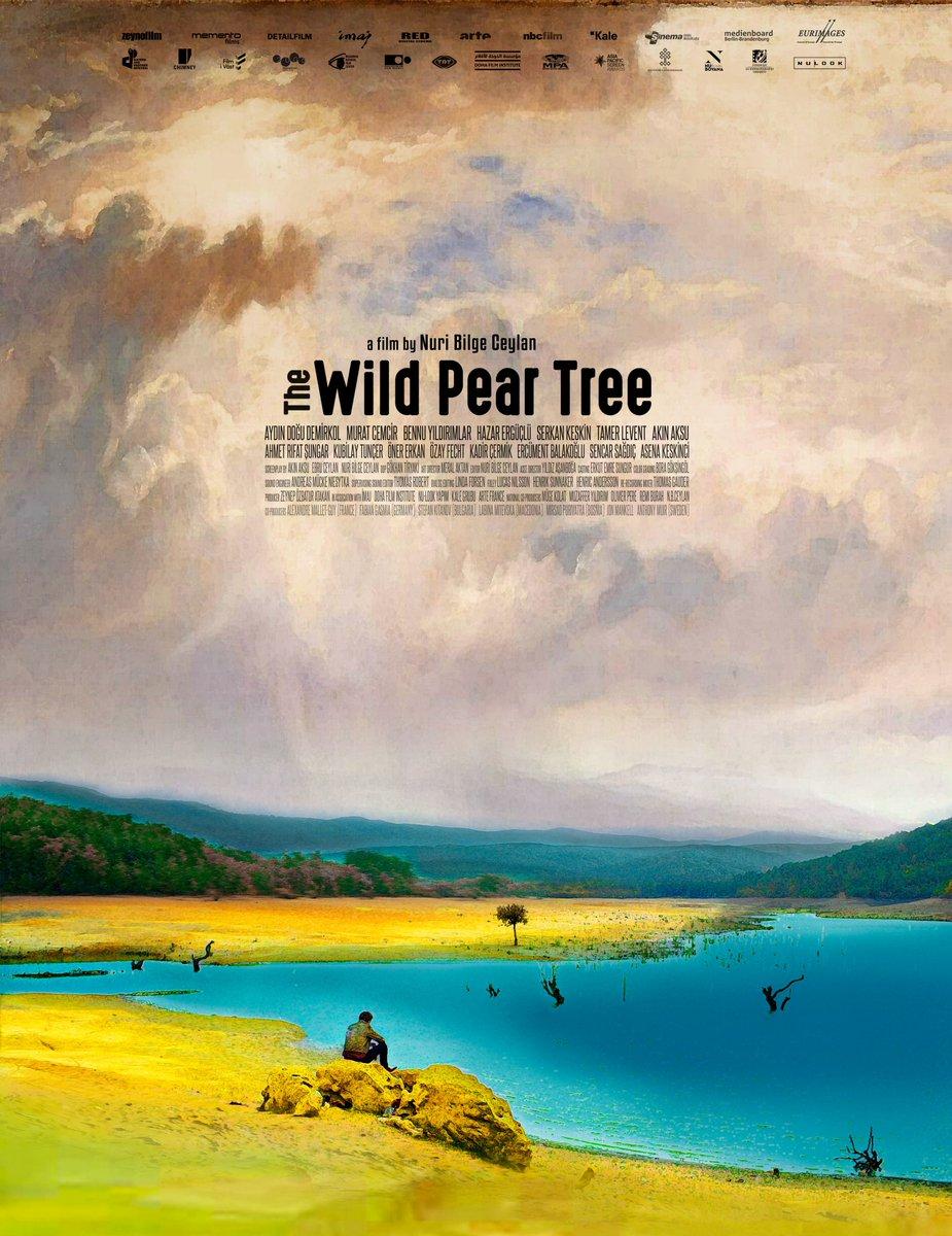 Ahlat Ağacı - The Wild Pear Tree Poster-2 https://t.co/VZWEWfRJjK