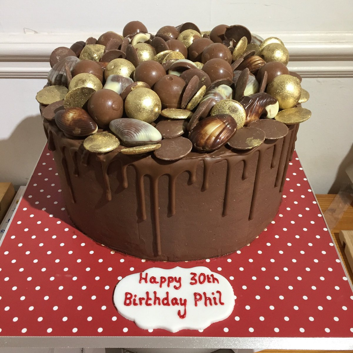 Iced Images Cakes On Twitter Chocolate Lovers Birthday Cake With