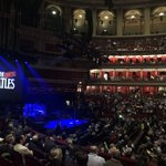 Image for the Tweet beginning: All ready for @BootlegBeatles @RoyalAlbertHall