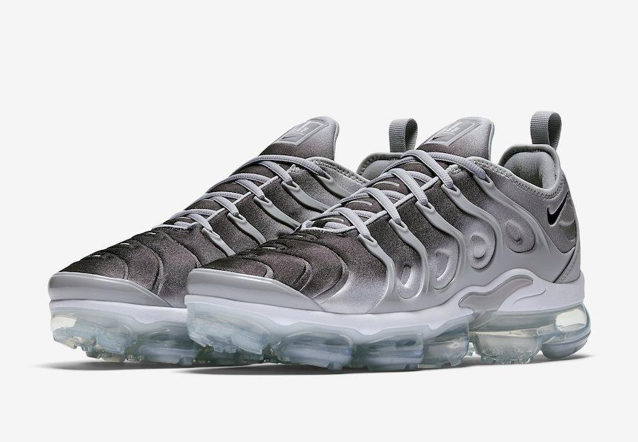 8f9ac99b76 newrelease nike vapormax plus in stores online now in two new men s  colorways