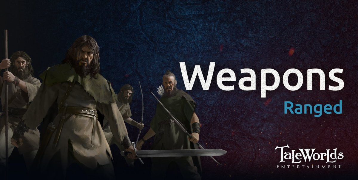 Mount blade on twitter greetings warriors this week we talk this week we talk about the different kinds of ranged weapons that will be available on mount blade ii bannerlord m4hsunfo