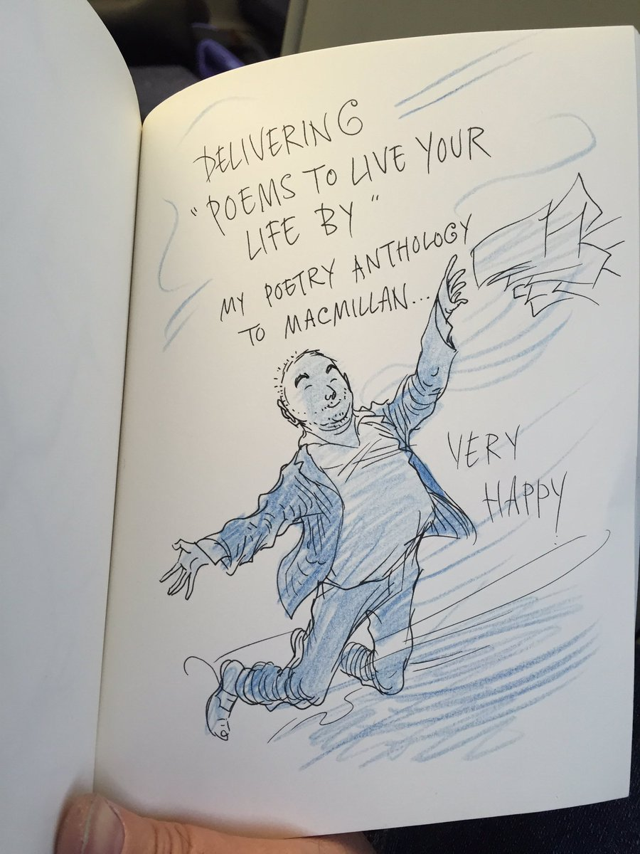 Chris Riddell On Twitter Poems To Live Your Life By