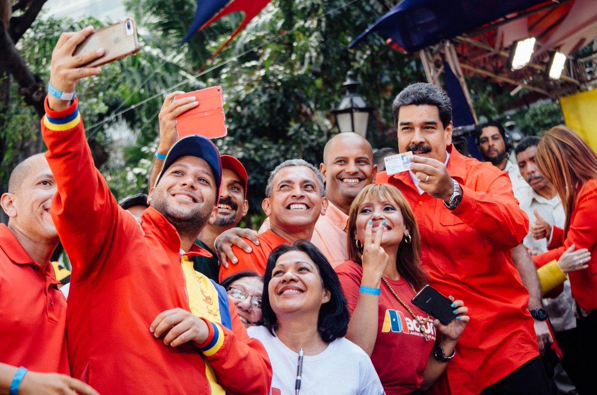 Llegamos a los seis millones de inscritos en el @PartidoPSUV, ¡ahora a ganar el 20 de mayo! #VamosVenezuela