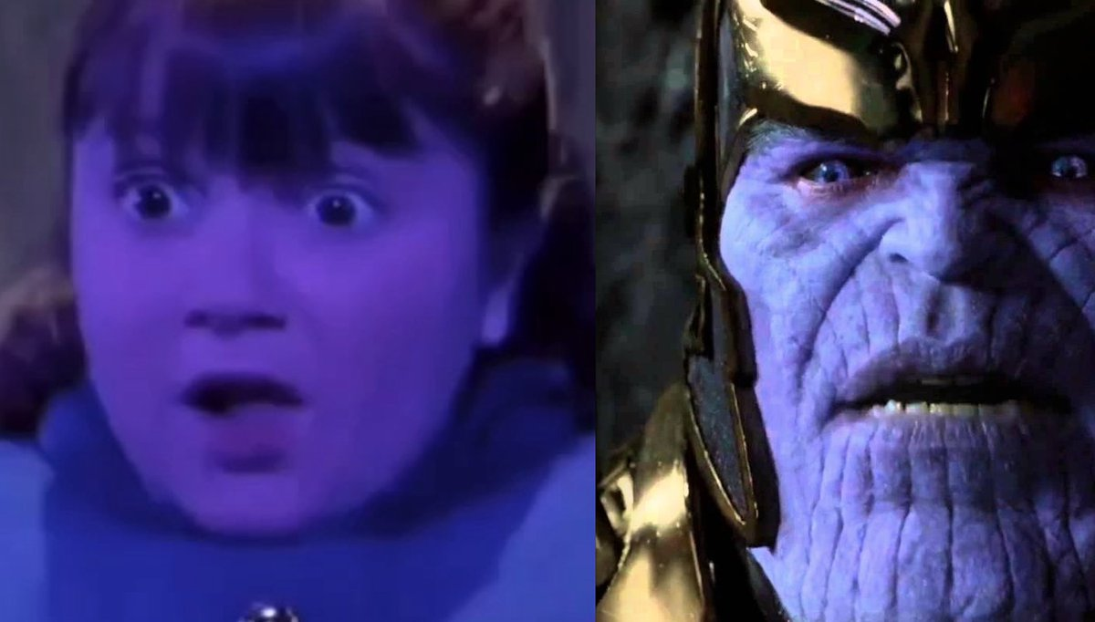 fan theory thanos is a descendent of violet beauregarde and is