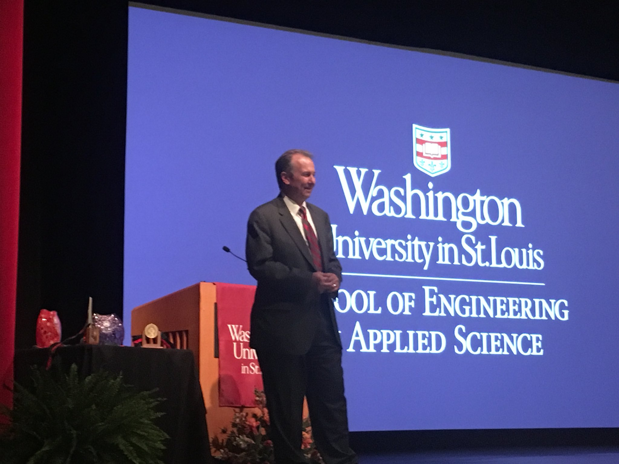 Professor Mark Wrighton On Twitter Dean Aaron Bobick Prepares To Recognize Distinguished Alums Of Engineering And Applied Science