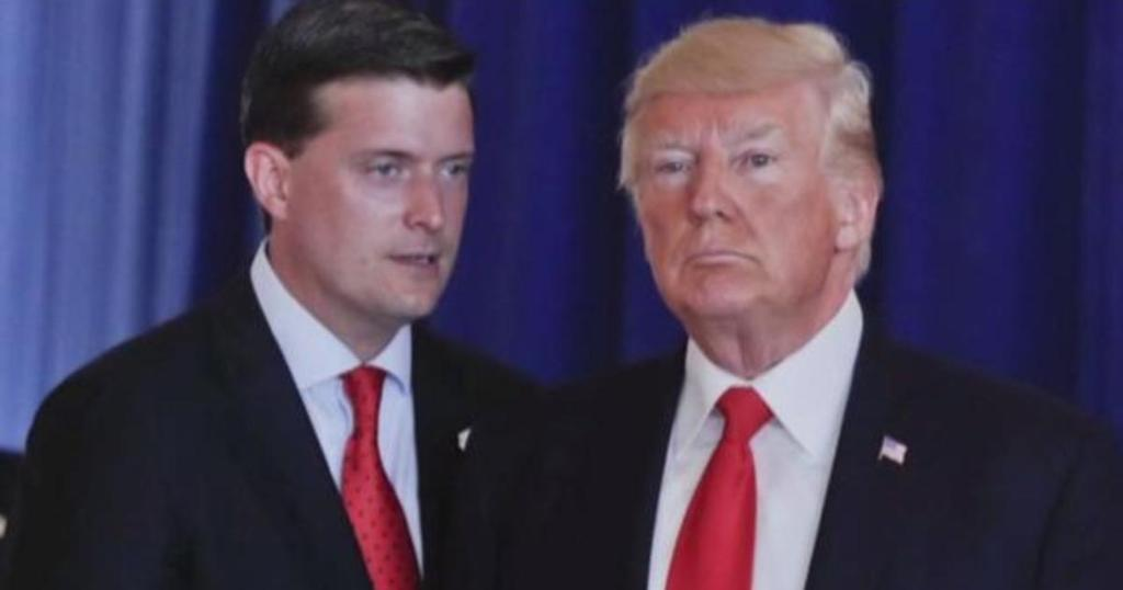FBI gave 'derogatory information' about Rob Porter to the White House in March 2017 https://t.co/7pzK0vwiKK