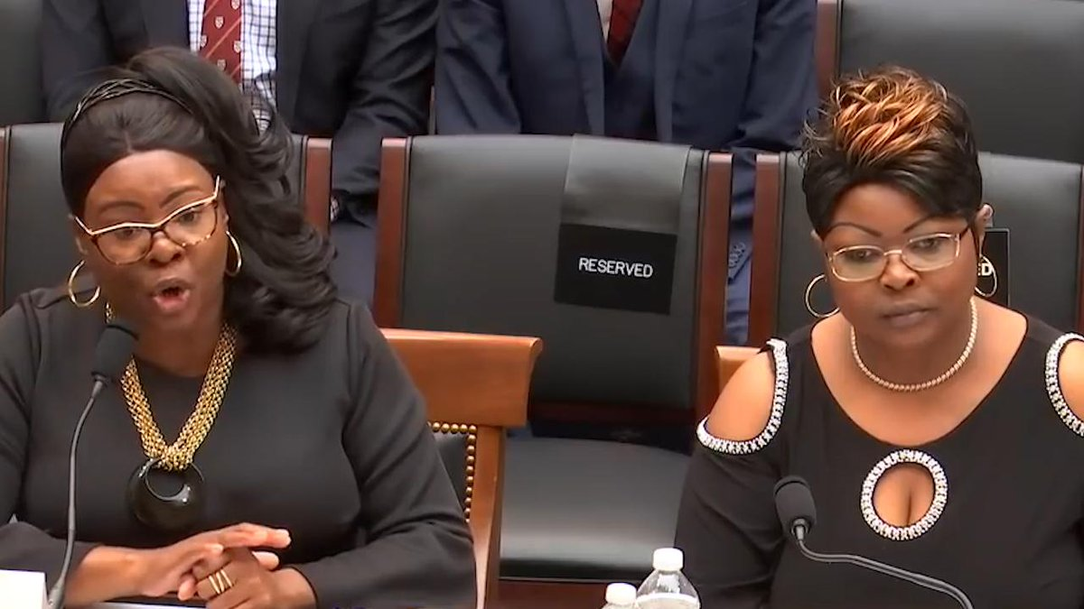Diamond and Silk hearing quickly results in partisan bickering https://t.co/5gVqxlpCBJ