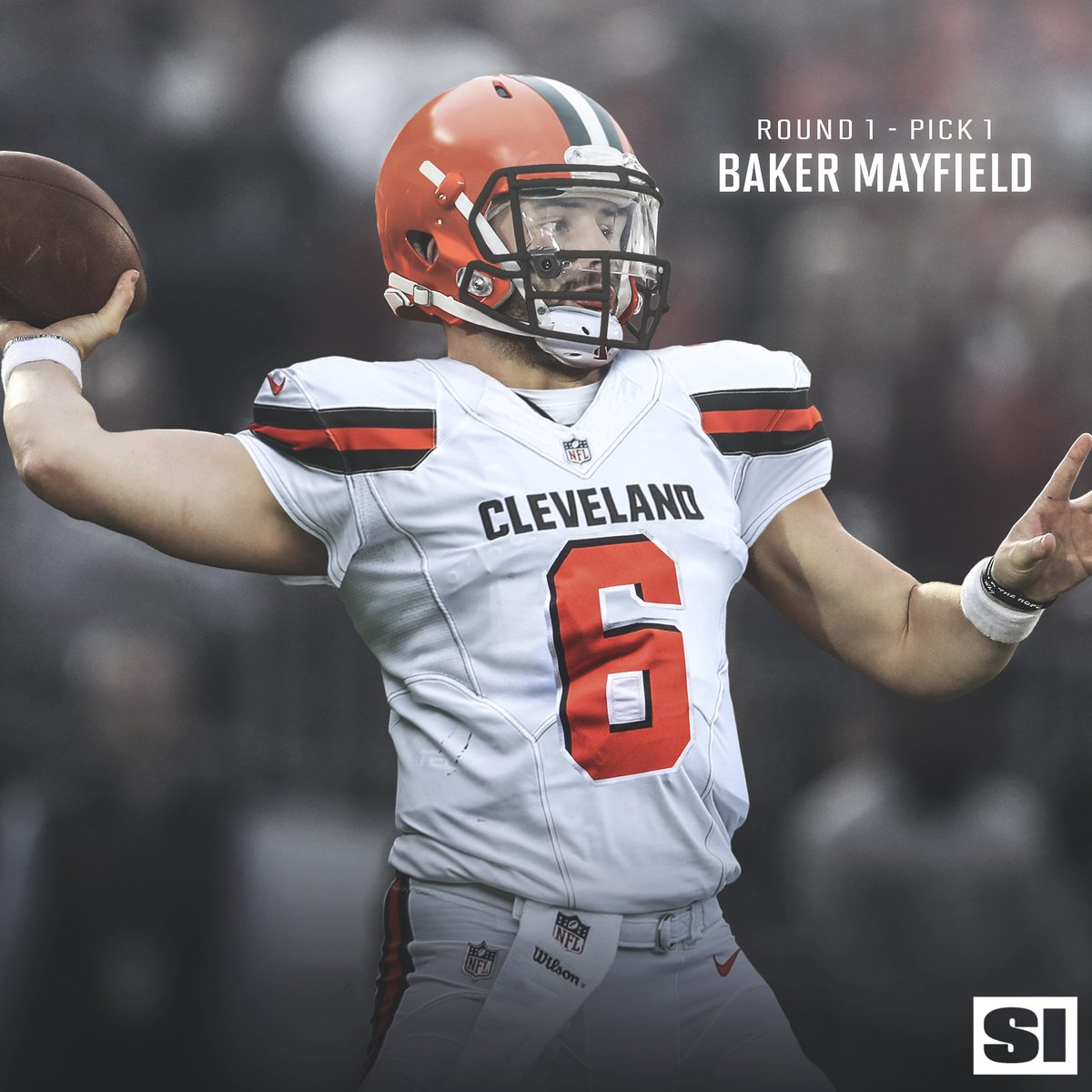 baker mayfield playoff jersey