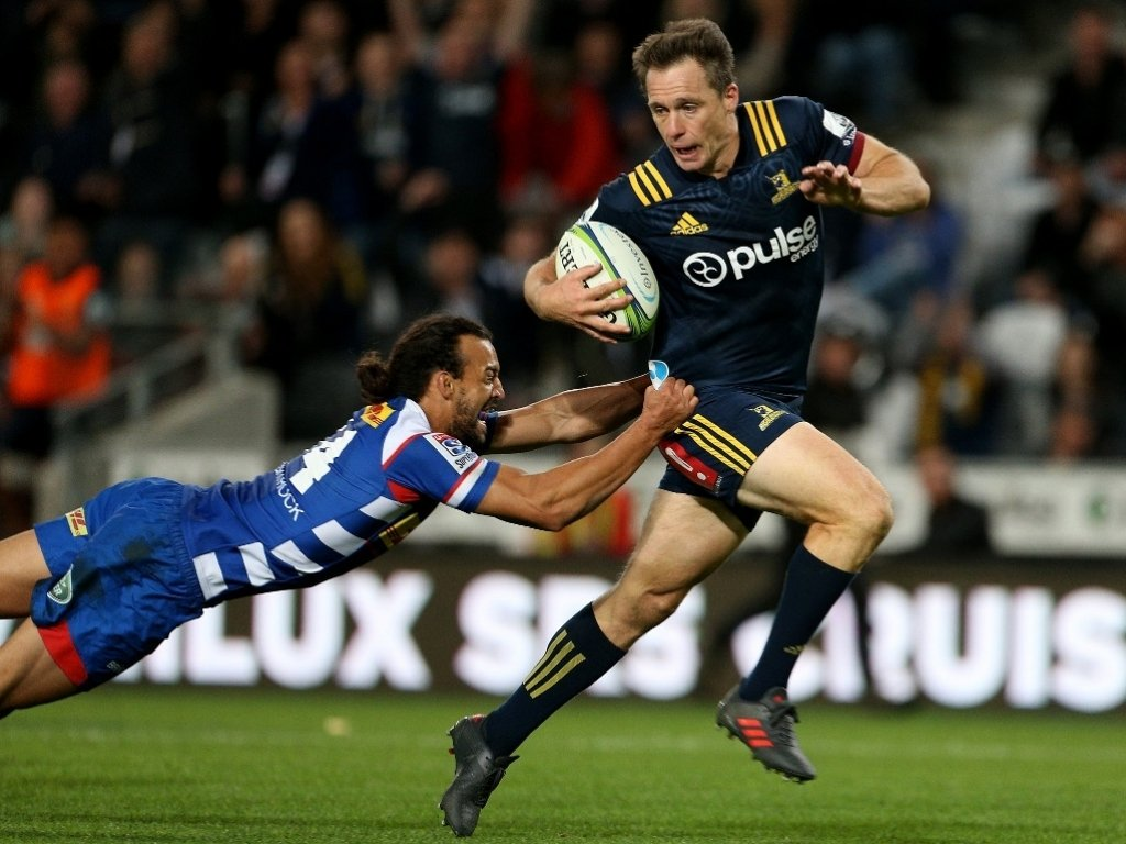 Planet Rugby On Twitter Ben Smith On Wing For Highlanders Https
