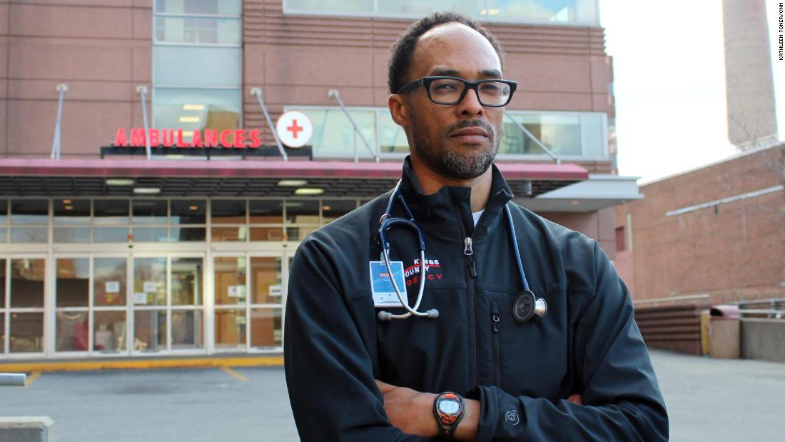 'Probably the worst thing that I've ever had to do is tell a 15-year-old's mother that her son was killed.' This doctor is working to save youth from violence before they reach his ER https://t.co/y34OTrNxbS