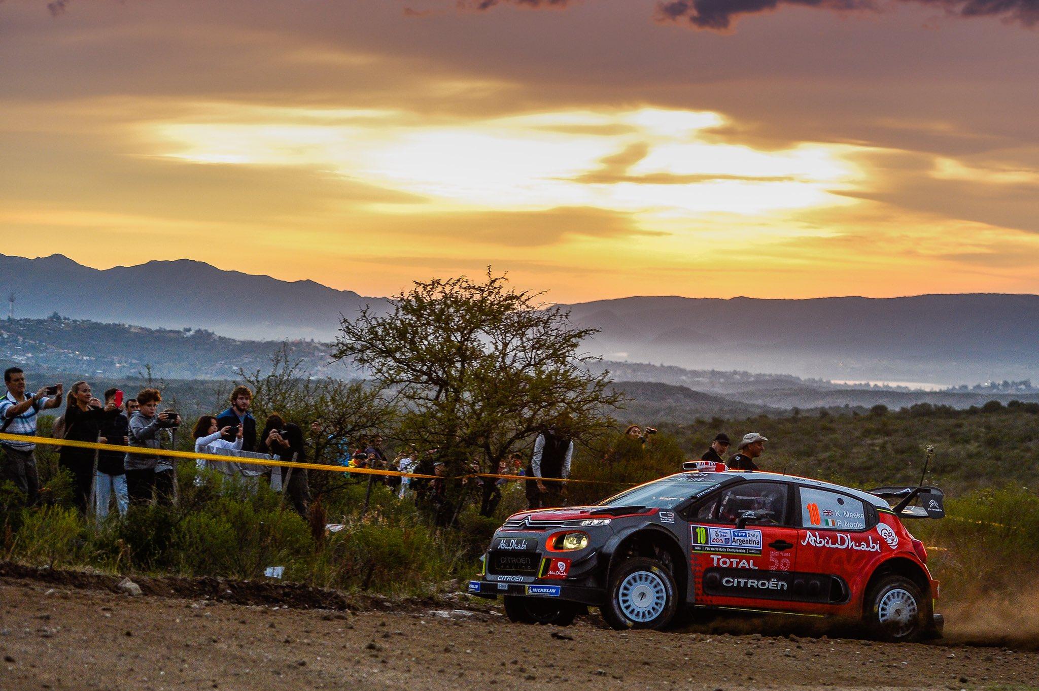 Rally de Argentina 2018 - Página 2 DbvEz9GWsAAud0u