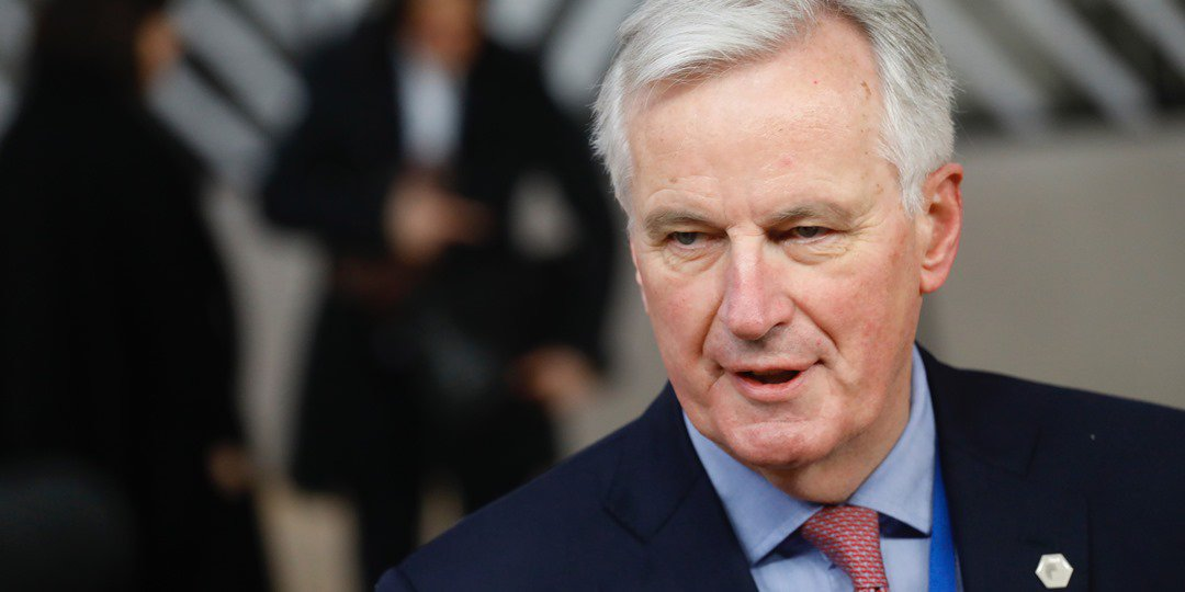 Michel Barnier makes Britain a take-it-or-leave-it offer over customs union membership https://t.co/YyUSpaNz3C