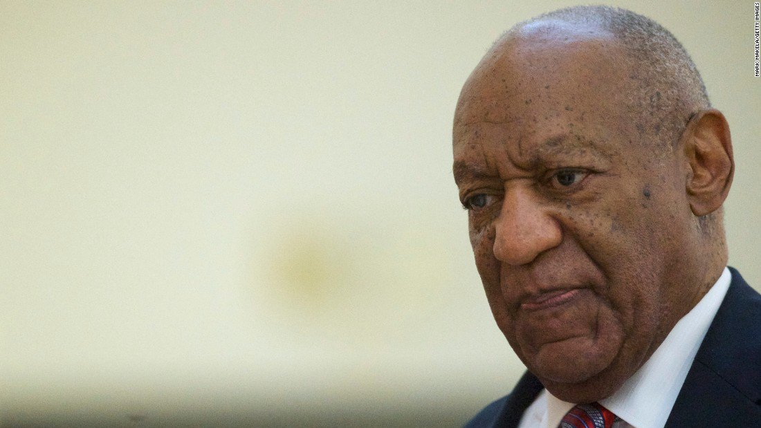 Time's up, Bill Cosby https://t.co/oc7zHeO6Tn (via @CNNOpinion)