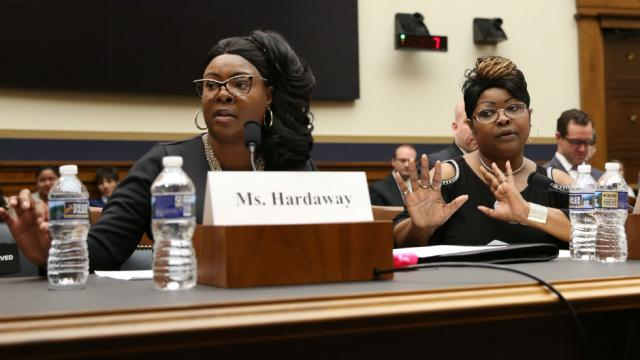 Diamond and Silk falsely claim under oath they weren't paid by Trump campaign https://t.co/rt852DNsyN https://t.co/eqS4n8t7tI
