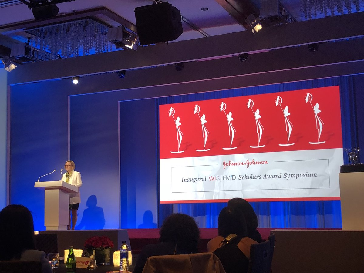 """""""If we are going to solve the worlds toughest challenges we need more women"""" - Sandi Peterson @JNJNews #WiSTEM2D #WomeninSTEM <br>http://pic.twitter.com/EENKH70NlX"""