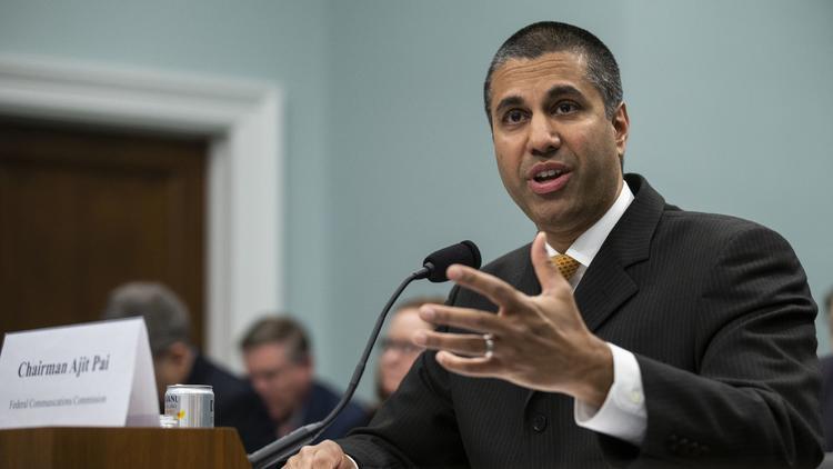Senators ask FCC chairman to pause Sinclair/Tribune merger. https://t.co/SQ6UGXIOS5