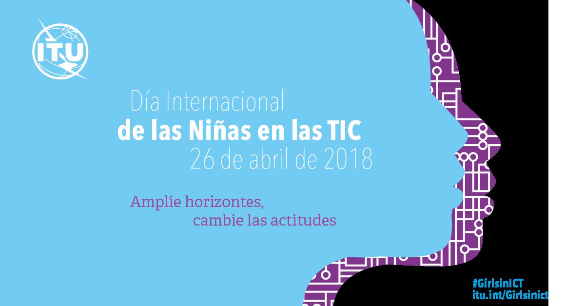 Día Internacional das rapazas nas TIC
