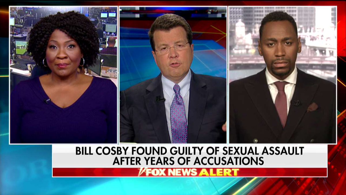 .@Jehmu on the Cosby verdict: 'I think it's a good day for victims' #Cavuto