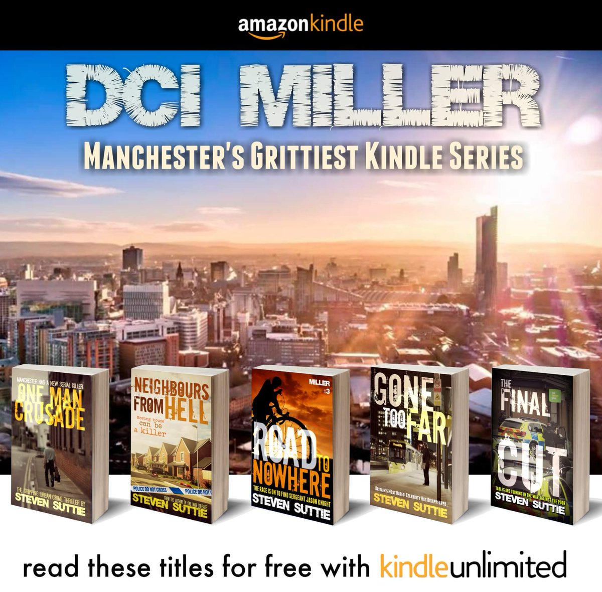 DCI Miller  Manchester&#39;s grittiest, most exciting #kindle detective   https://www. amazon.co.uk/s/ref=nb_sb_no ss_2?url=search-alias%3Daps&amp;field-keywords=dci+miller &nbsp; …  Free on #KindleUnlimited #manc #mancmade #stockport #tameside #salford #bolton #trafford #Bury #oldham #rochdale #wigan #Manchester #IARTG #ian1 #asmsg1 #readmcr #manchesterbooks<br>http://pic.twitter.com/N3LwaUU3zk