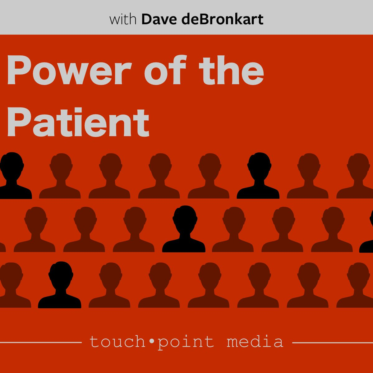 Check out EP1 of 'Power of the Patient' with @ePatientDave - the latest podcast from @touchpointpcast https://t.co/pAdiNRNKHB #meded #epatient