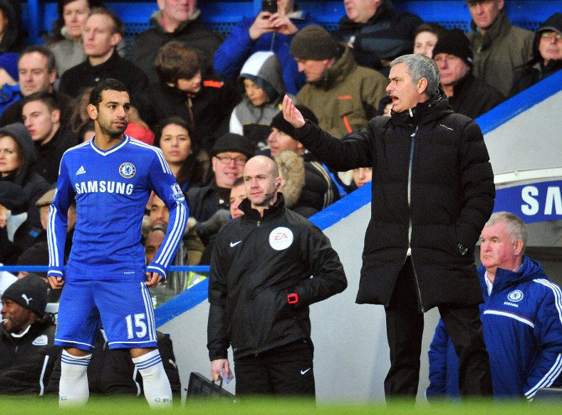 'It is a lie': Jose Mourinho refutes claims he told Chelsea to sell Mo Salah - and blames Blues https://t.co/p0kAg1NnE6