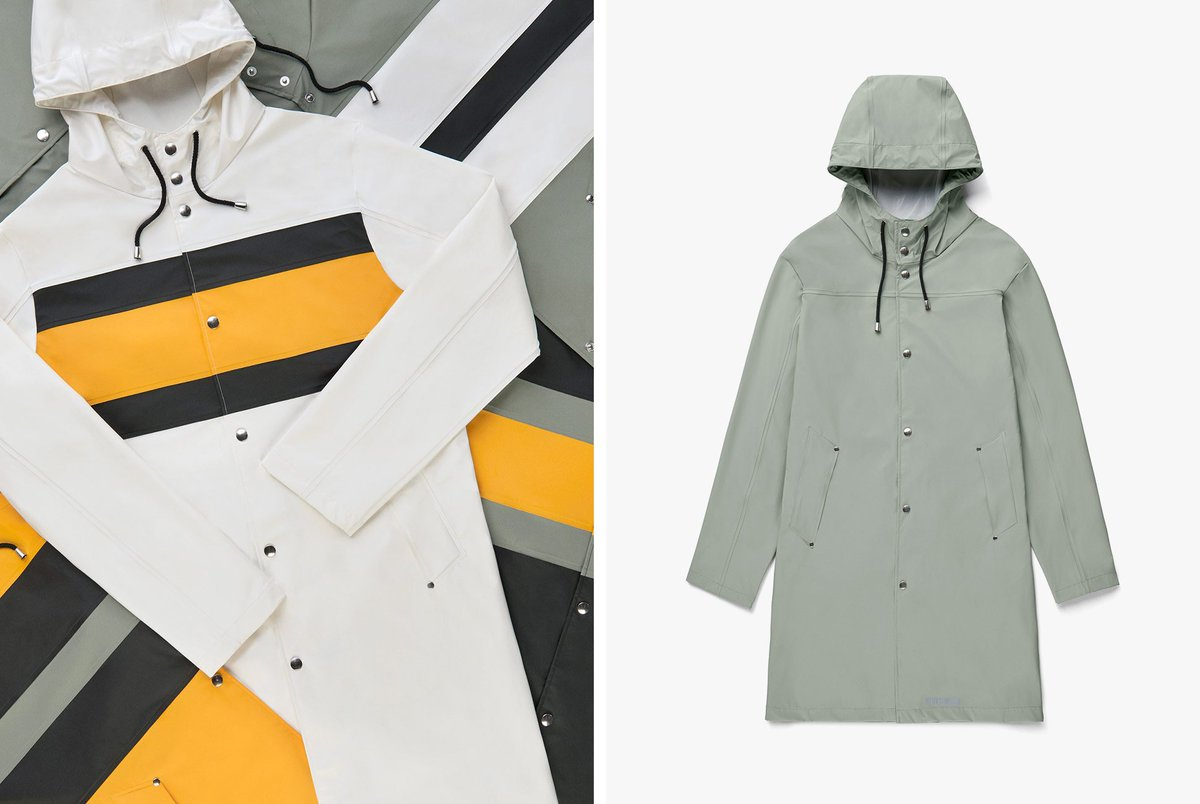 These new @Stutterheim_ rain jackets are easily the most attractive we've seen http://gear.gp/5TlWi
