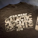 FIRST LOOK: New Merchandise for Star Wars: Galactic Nights on May 27 https://t.co/BNh32u0KXx