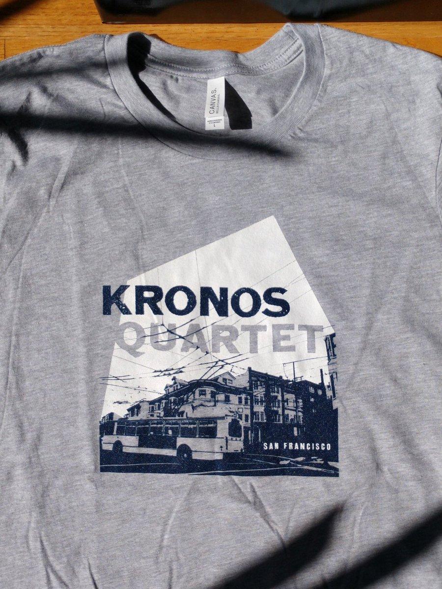 Kronos Quartet on Twitter: