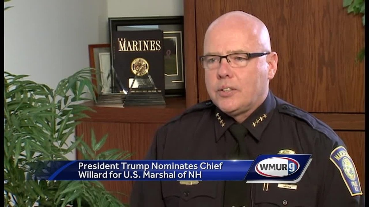 Manchester police chief nominated to be U.S. Marshal of New Hampshire https://t.co/F0JFhJKpKn