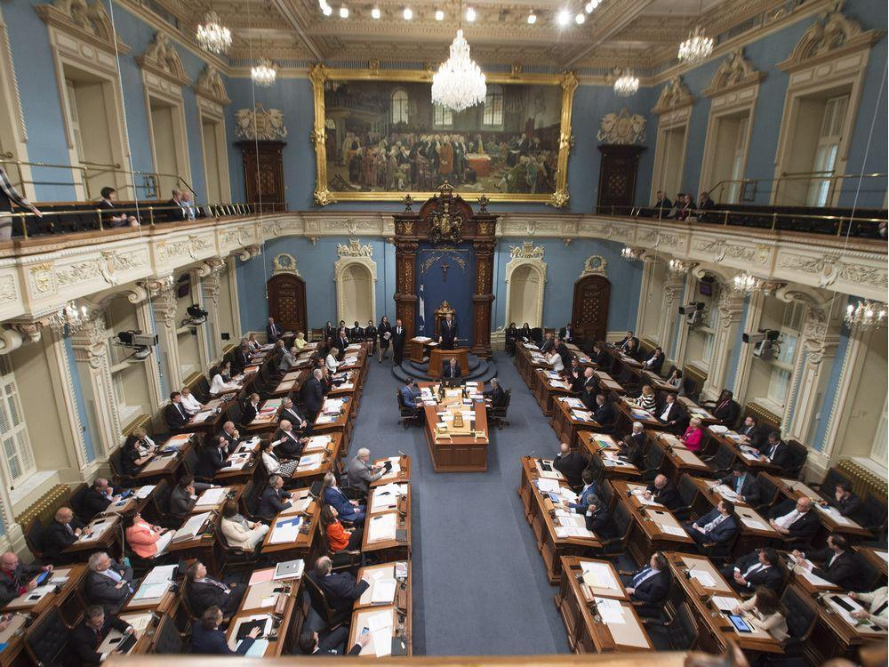 Opinion: Bilingual law-making in Quebec is a question of rights https://t.co/uqBRCCPkeI