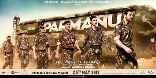 Watch Teaser: #ParmanuTheStoryofPokhran will leave you stunned!  http:// goo.gl/TA8wLq  &nbsp;   @kriarj @ZeeStudios_ @KytaProductions @TheJohnAbraham @bomanirani @DianaPenty #Bollywood #cinema #latest #news #downloads #movies #success #songs #santabanta #santabantanews<br>http://pic.twitter.com/reAQZQGWfe