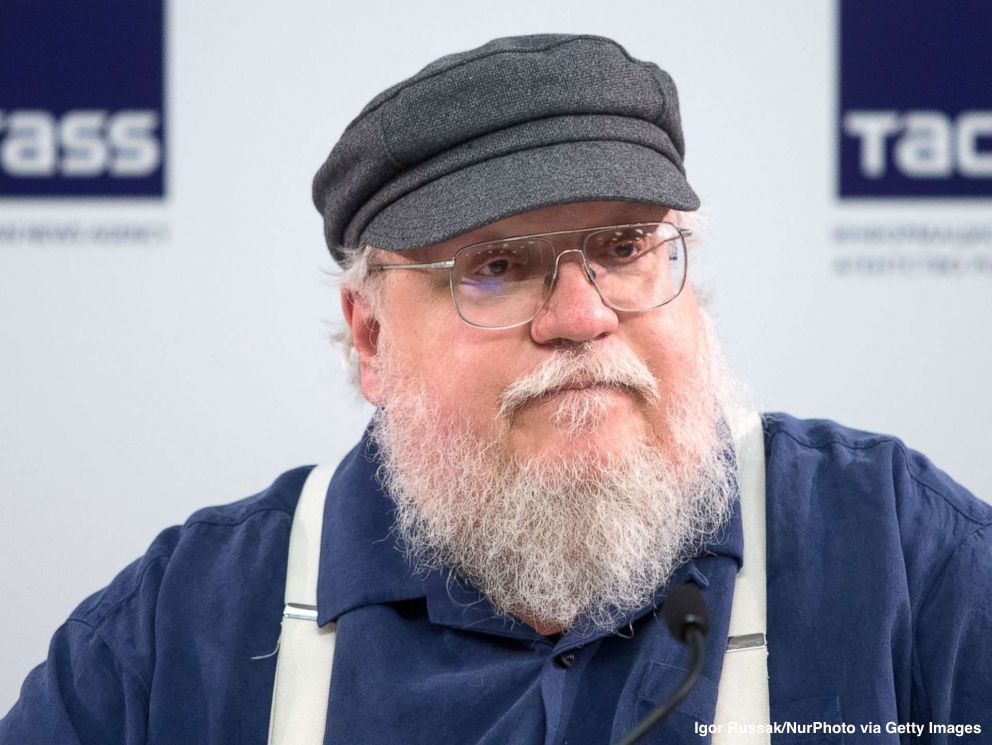 'Game of Thrones' author George R.R. Martin says 'Winds of Winter' book is not coming this year. https://t.co/MiQgYXc8u1